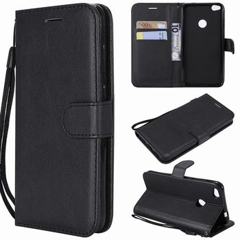 Leather Case For Huawei P8 P9 P10 Lite 2017 Plus Case Wallet Card Slot Coque For Huawei P8 Lite 2017 P9 Mini Flip Phone Bag Case