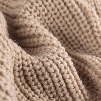 Hirsionsan Loose Autumn Sweater 6