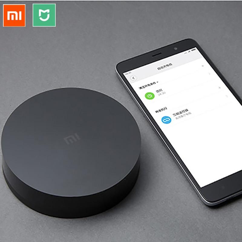 XIAOMI Mijia Universal Remote Controller Switch Smart WiFi Mi Home APP Remote Control Surpport Mi AI Speaker Voice Control