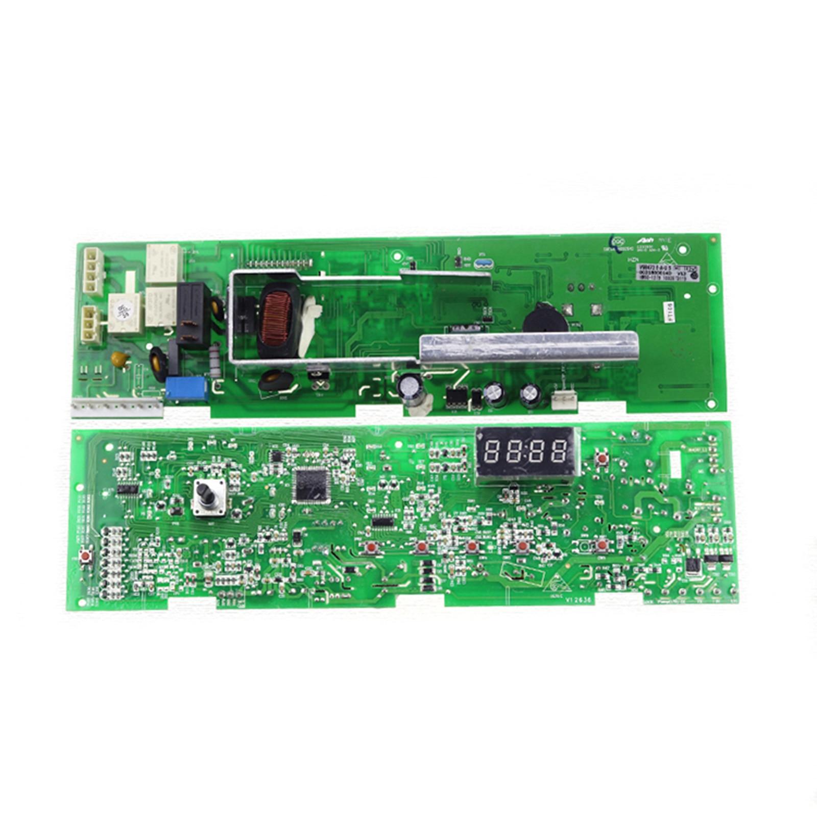 Computer Board PCB Board 0021800015A For Haier Drum Washing Machine XQG60-1000 / 1000J / 812AMTLM / 1012AMTLM