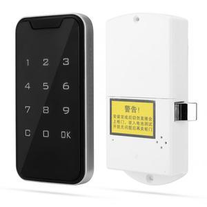 Image 1 - パスワードロックスマート電子パスワードロックサウナフィットネスキャビネット引き出しロックタッチスクリーンドアロック