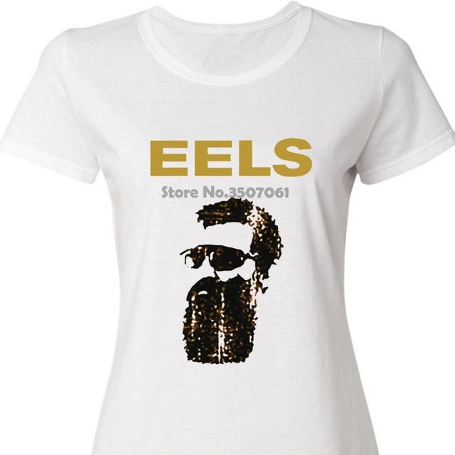 Eels T Shirt Indie Rock Mark Oliver Everett E S M L Xl 2xl 3xl Tee New Tops 2019 Print Letters Men T Shirt Coat Clothes Tops T Shirts Aliexpress