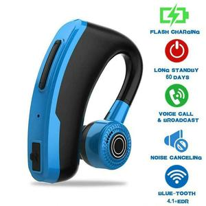 V10 Handsfree Wireless Car Blu