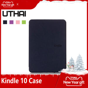 UTHAI Cover Kindle 10th-Generation K10 Amazon for New Case Shell with Sleep