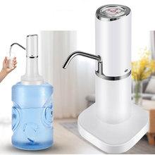 Automatische Elektrische Wasserpumpe USB Ladung Mini Barreled Wasser Elektrische Pumpe Automatische Flasche Schalter Für Wasser Pumpen Gerät