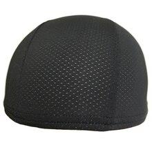 Мотоциклетный шлем Внутренняя крышка дышащий головной убор для шлема пот Внутренняя крышка для мужчин и женщин дышащий Быстросохнущий головной убор
