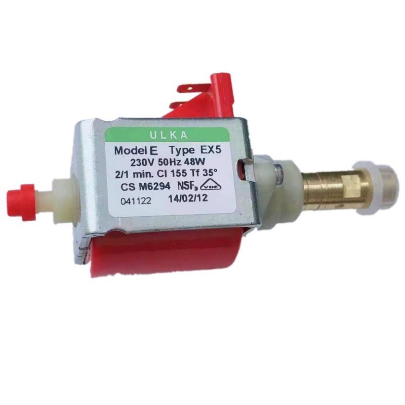 ULKA  EX5 48W Electromagnetic Pump Washing Machine Pump Coffee Machine Water Pump