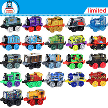 Thomas And Friends Diecast metal Magnetic Mini Trains Trackmaster Thomas Train Set Classic Toys For children learning education стоимость