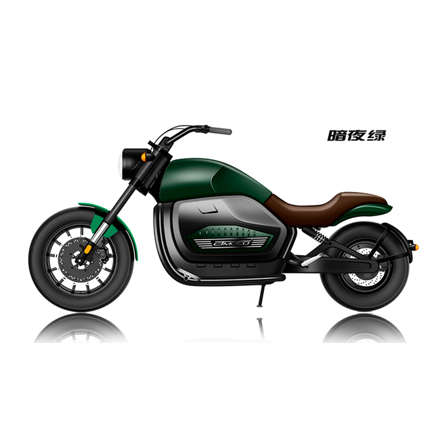 New Design 2000w 3000w 60v 20ah/30ah Electric Scooters Adults Big Wheel Motorcycle Citycoco Eletric Scooter Battery Motorcycles 4