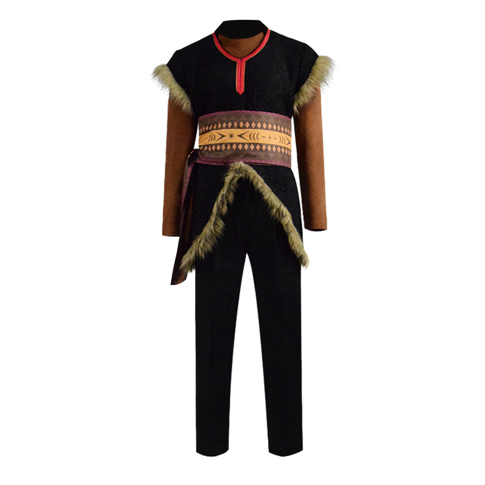 CosDaddy Kristoff Costume Men Cosplay Outfit Full Set