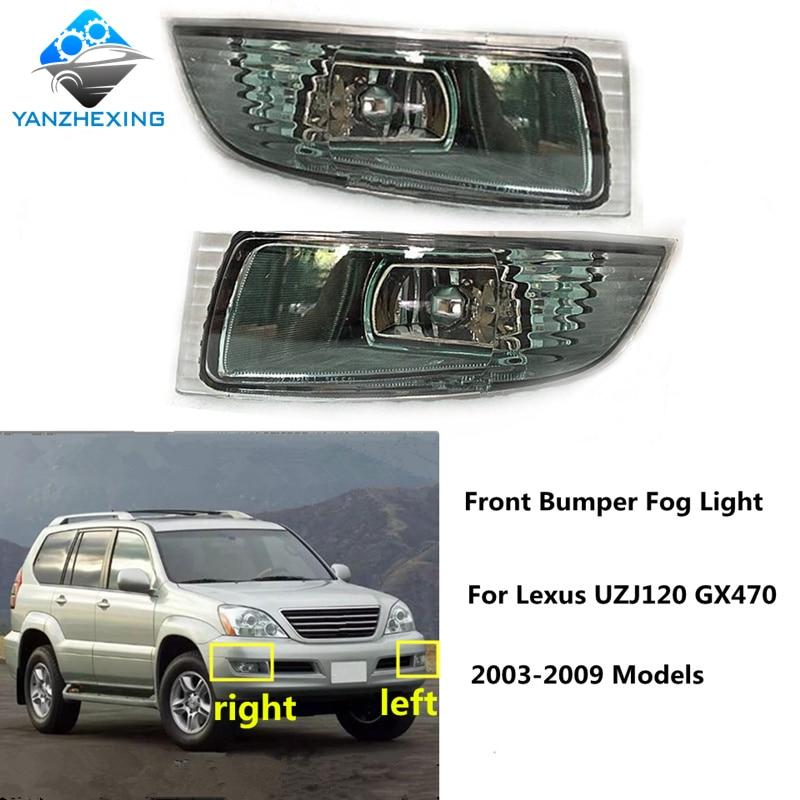 Fits 2004-05 Ford RANGER FOG LIGHT//LAMP Driver Side Left Only