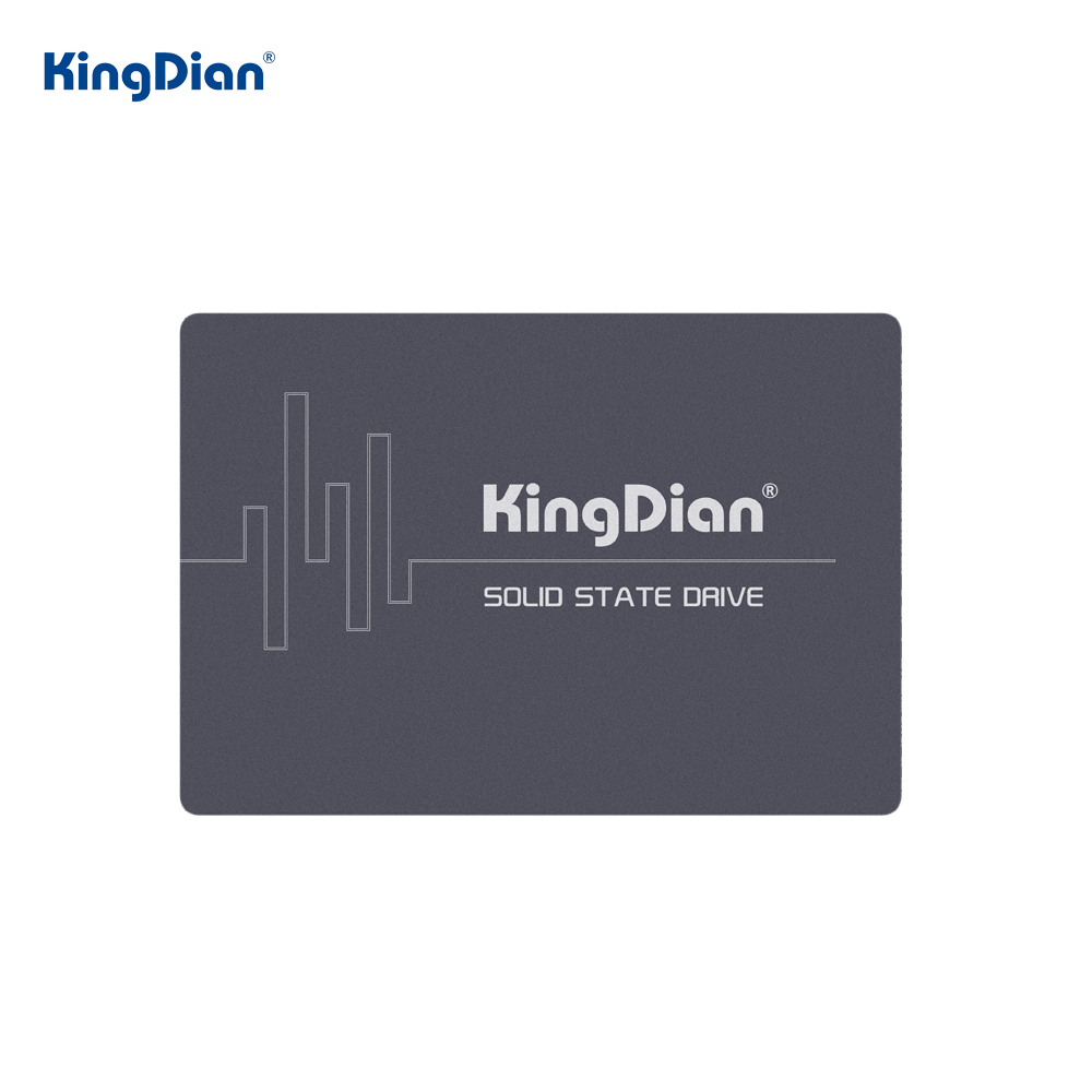 KingDian SSD SATA 120gb 240gb 480gb 1TB SSD 2TB HDD 2.5 HD SSD 60gb 32gb 16gb Hard Drive Internal Solid State Disk