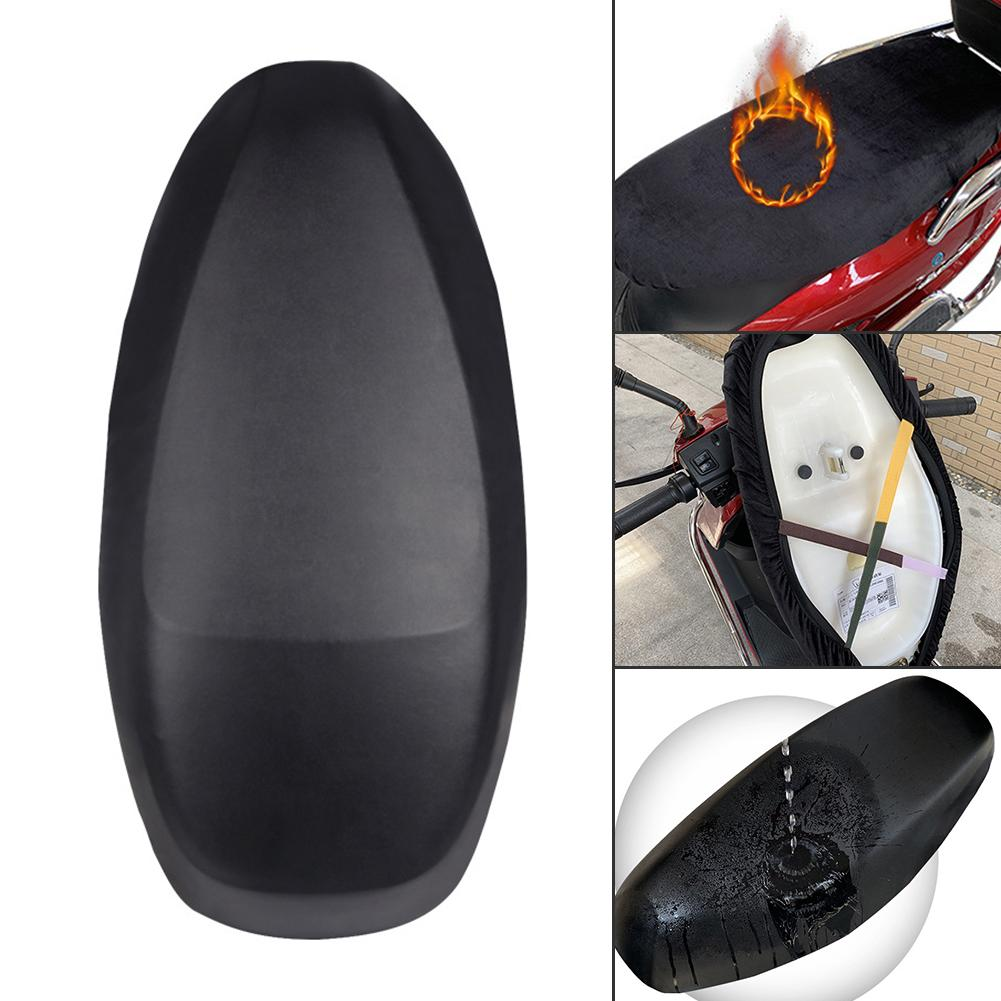 Motorbike Seat Cover,Biluer 2PCS Scooter Seat Cover Motorcycle Seat Cover Moped Seat Cover Suitable for Electric Motorcycle Seats And Spring Summer Autumn And Winter