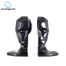 Strongwell Brain Hole Wide Open Statues Sculptures Crafts Decor Gift Figurines Desktop Home Decoration Accessories Modern Creati