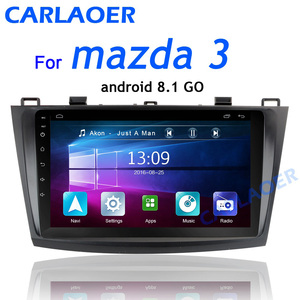 For Mazda 3 2004-2013 maxx axela android 8.1 Car DVD GPS Radio Stereo 1G 16G WIFI Free MAP Quad Core 2 din Car Multimedia Player(China)