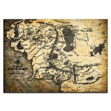 Скандинавская Картина на холсте Современная Абстрактная серая