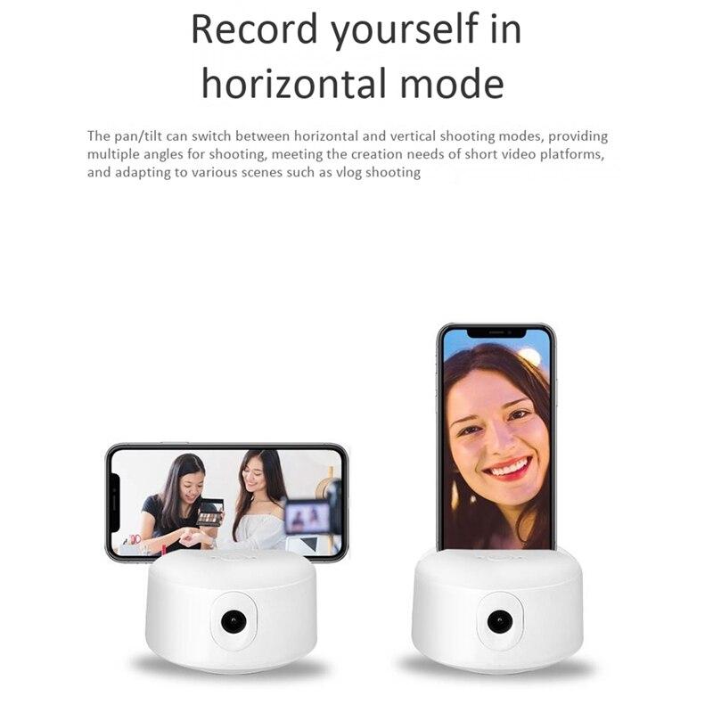 estabilizador de telefone móvel com rastreamento de
