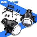 Auto Linsen Nebel Lichter PTF Universal Spot Lichter H11 H8 H9 HID Wasserdichte Bi-xenon Auto Lens Fahren Lampe auto Lichter Zubehör