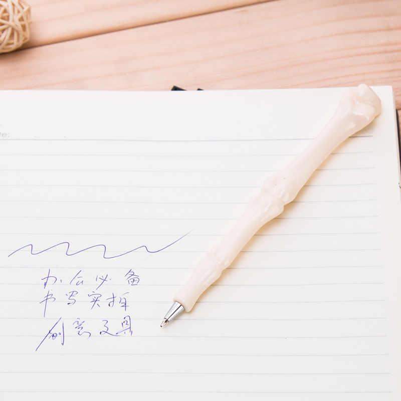 1 Uds. Kawaii operación resaltador de huesos estudiantes Resaltadores rotuladores Pastel rotuladores fluorescente pluma dibujo