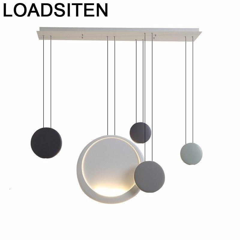Lampade Chandelier Moderne Design Light Fixtures Hang Lampen Modern Lampara De Techo Colgante Moderna Luminaria Hanging Lamp|Pendant Lights|   - title=