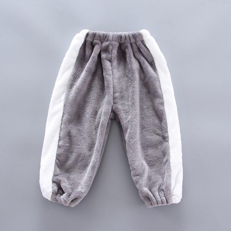 meninos meninas com capuz + calças 2 pçs set