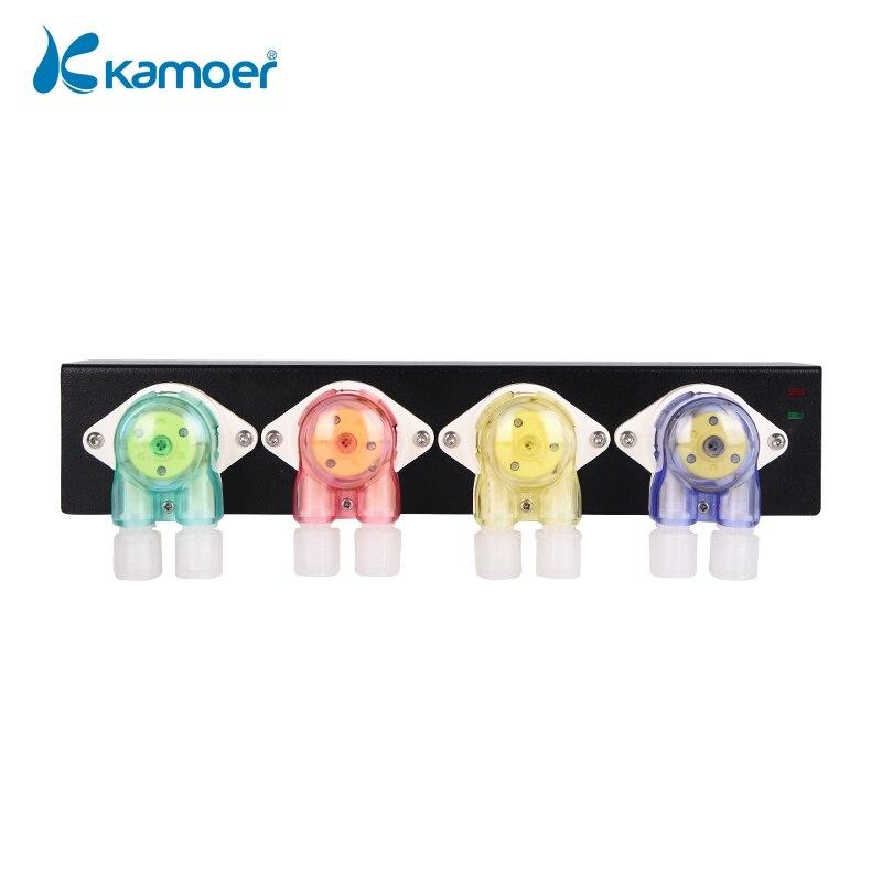 Kamoer F4 PRO дозирующий насос с Wi Fi и дистанционным управлением