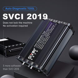 SVCI 2019 Cover V2018 Added 3 Softwares SVCI Abrites Commander Automotivo SVCI 2019 OBD2 Scanner Car Diagnostic Tool not Locked