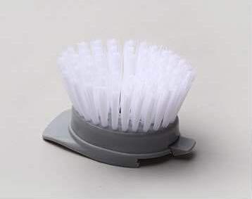 Long Handle Pot Brush Dish Bowl Washing Cleaning Brush Soap Dispenser Kitchen Sink