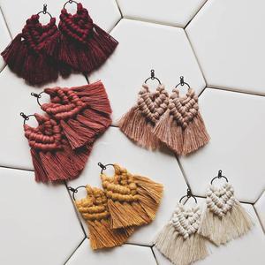 Dvacaman Ethnic Handmade Weave