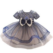 Baby Dress Infant Party Wedding Princess Dress For Baby Girls First 1 Year Birthday Dress Kids Christening Dress Newborn Clothes