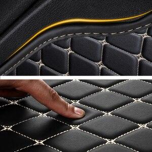 Кожаные автомобильные коврики в салон для Chrysler 300C (седан) 2009 2010 2011 Пользовательские Авто накладки на ножках не оставят автомобильный коврик крышка|Автомобильные коврики в салон|   | АлиЭкспресс