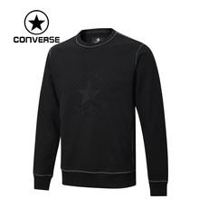 Oryginalny nowy nabytek Converse ChuckPatchCrew męskie swetry koszulki odzież sportowa tanie tanio CN (pochodzenie) Pasuje prawda na wymiar weź swój normalny rozmiar Oddychające
