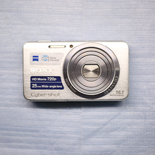 USED SONY Cyber-shot DSC-W630 CCD 16.1 Megapixels 5X Optical zoom digital