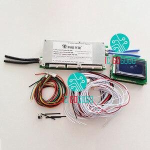 Image 4 - สมาร์ท8S 16S 24S 32S 300A 200A 150A 100A 70Aแบตเตอรี่ลิเธียมแบตเตอรี่Balance BMS Lifepo4 LTO Lipo Li Ion APP