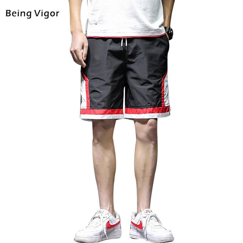 Men Summer Casual Shorts Knee Length Board Shorts Male Wear Surf Boxer Brie 2019 Brand Men's Beach Shorts Men Sport Cargo Shorts
