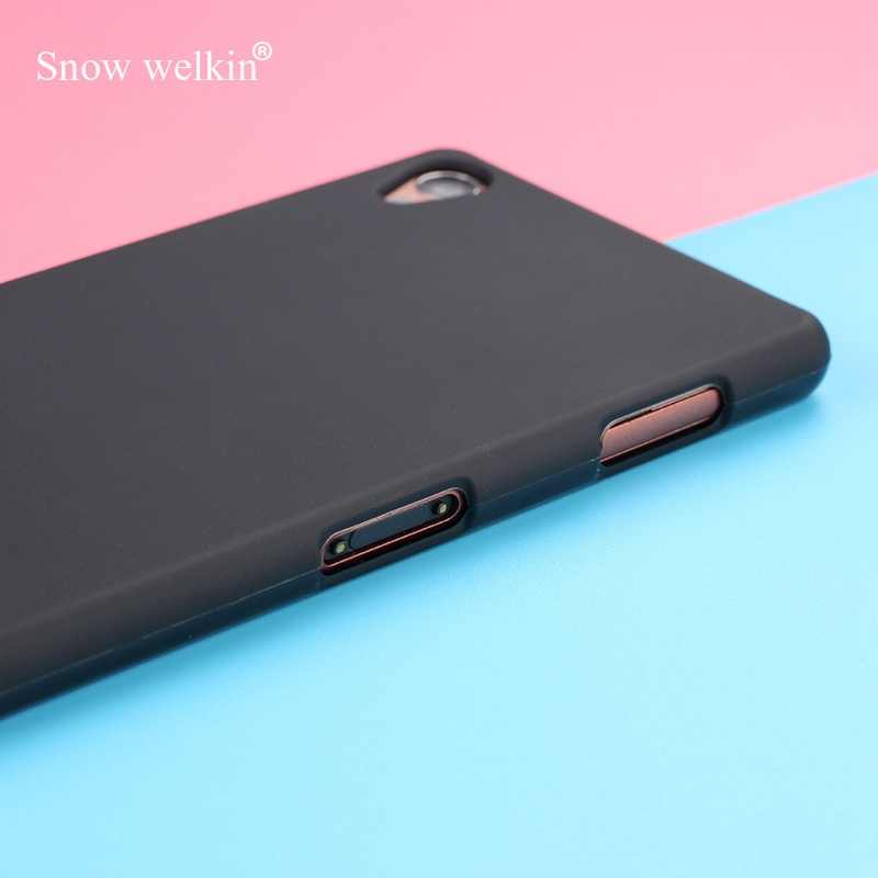 TPU miękki futerał powrót silikonowa pokrywa dla Sony Xperia X Z1 Z2 Z3 + Z4 Z5 XZ2 XZ3 mini kompaktowy XA XA1 XA2 ultra L1 L2 XZ1 XZ M4 M5