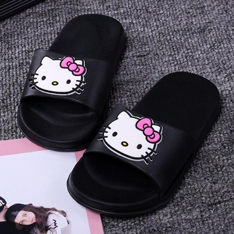 Hello Kitty Light-weight Slippers  2
