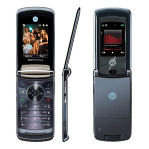 Motorola V9 RAZR2 2G GSM 2MP Refurbished Mobile-Phone Unlocked Original 3G