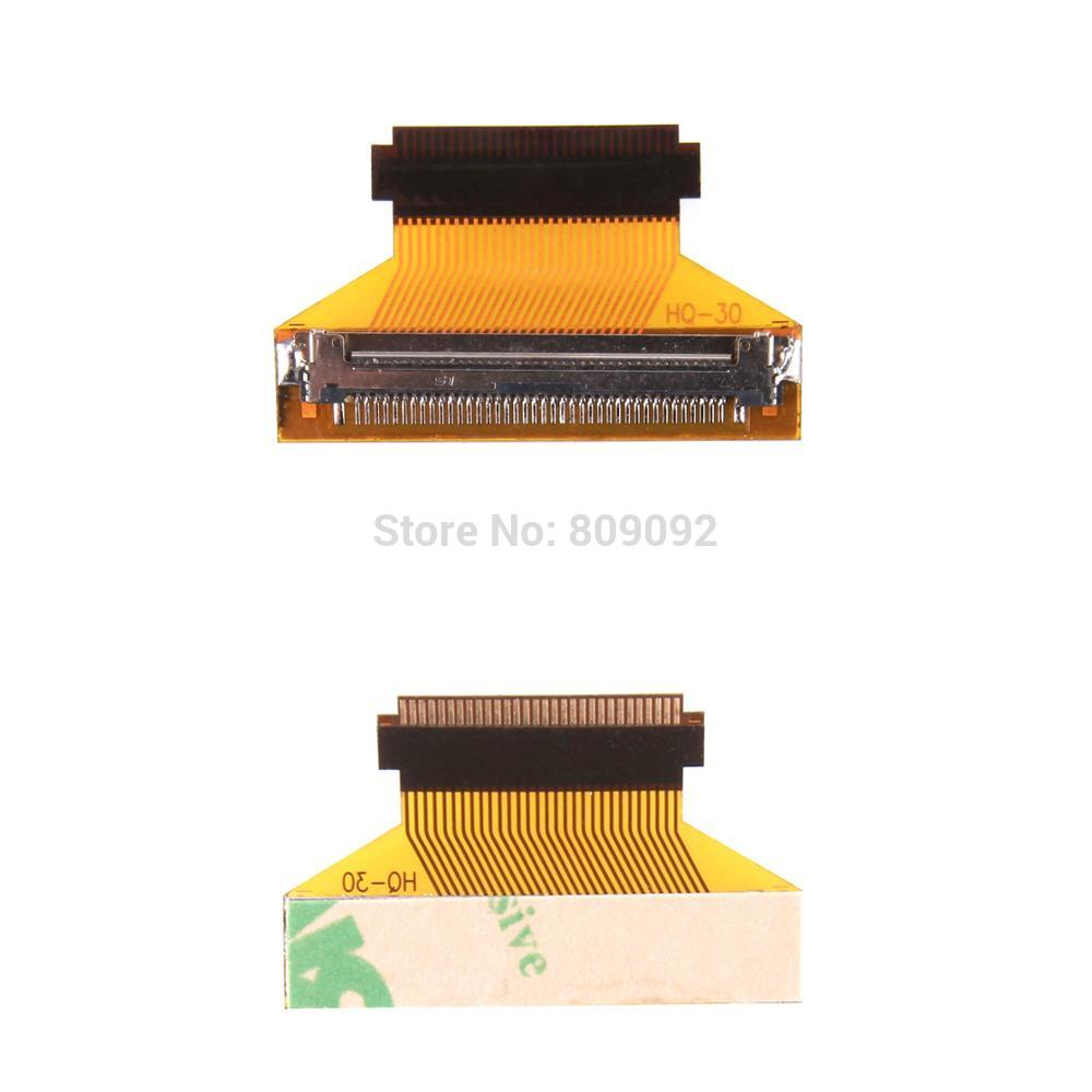 NEW LED screen EDP 30pin to 40pin 40 to 30 pin converter cable cord adapter connector For Laptop computer