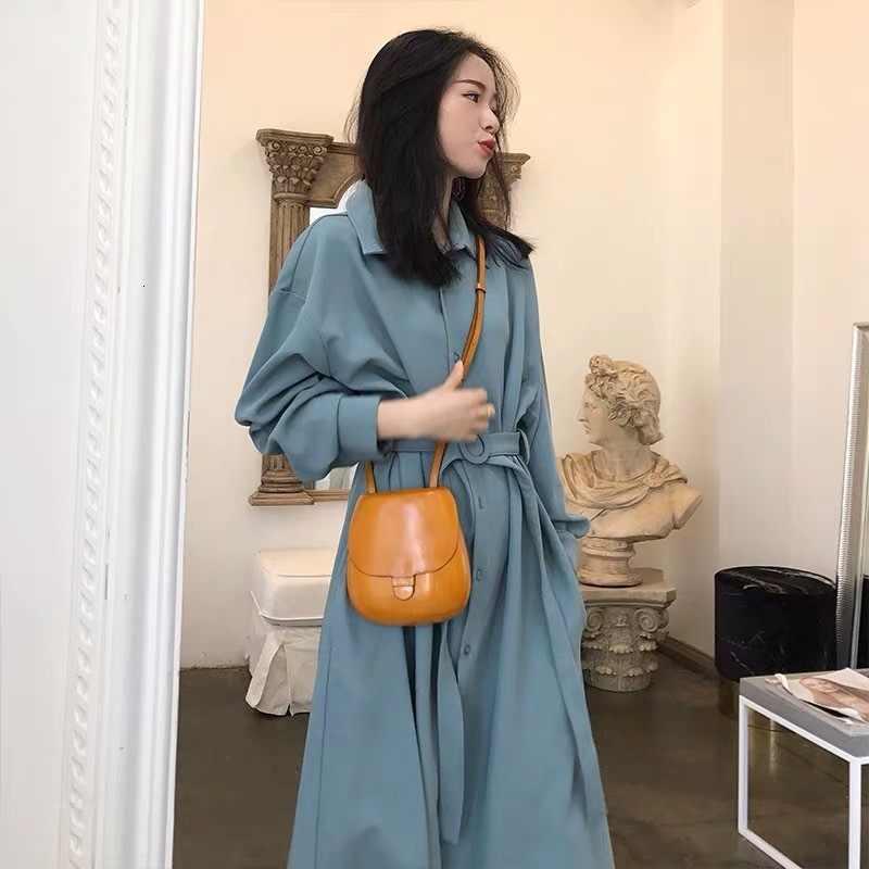 ใหม่เสื้อแขนยาวเกาหลี SKATER คอยาว Maxi ชุดผ้าลินินผู้หญิงชุดหญิง VINTAGE Tunic เสื้อผ้า Vestido