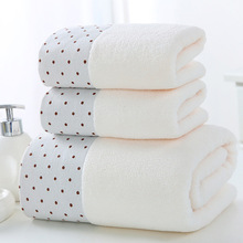 Hotel Towels-Set Face-Sheet Bath Hand Absorbent-Terry Adults Beach Cotton Women Soft