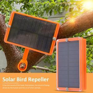 Solar Powered Ultrasonic Outdo