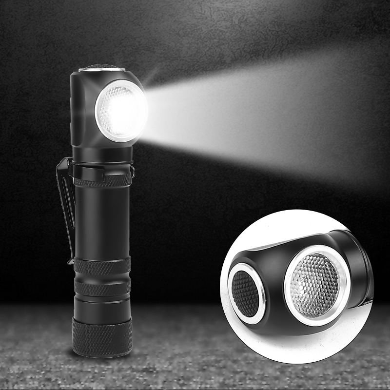 Most bright XHP50 LED flashlight magnetic charging can as headlights 12 lens torch built-in 18650 battery multi-purpose lighting