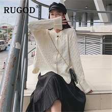 RUGOD Korean knitting women sweater