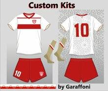 Camiseta de fútbol personalizada, venta al por mayor, vía Garaffoni usb19 y Up, tienda de camisetas de fútbol desde 2008