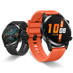 Watch-Band Gt-Strap Bracelet 22mm Samsung Gear 42mm S3 Frontier for Huawei Silicone 46mm