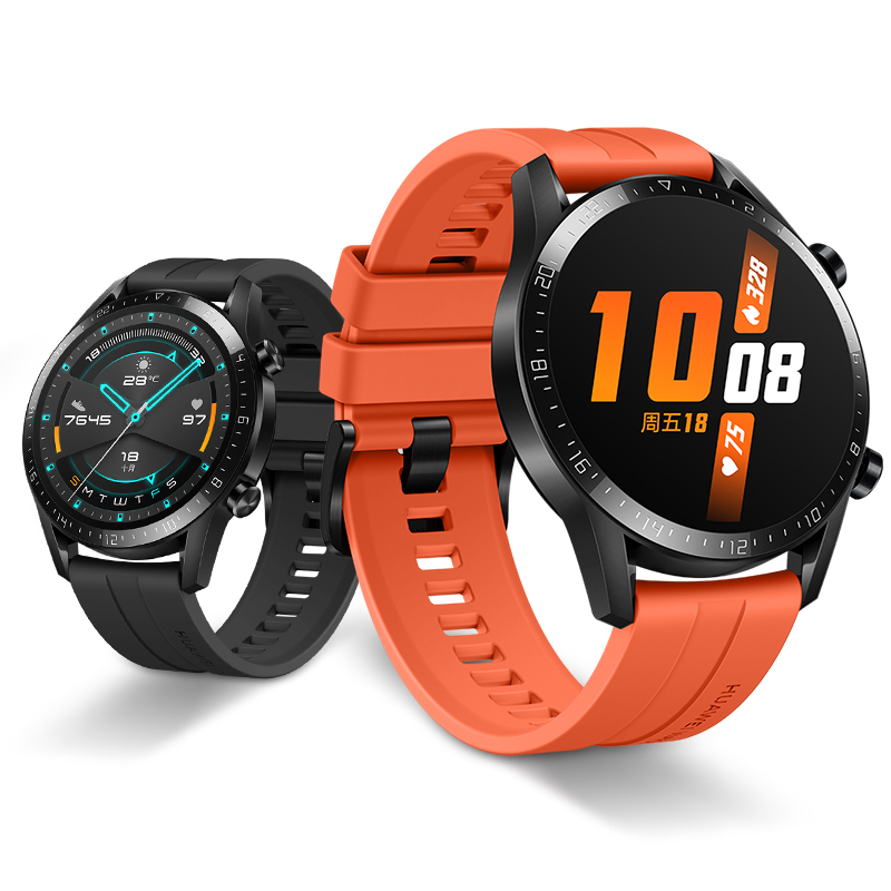 Huawei Watch Gt 2 Strap For Huawei Watch Gt Strap Silicone Watchband Bracelet 22mm Watch Band Samsung Gear S3 Frontier 46mm 42mm