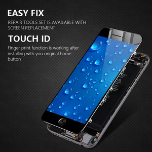 AAA+++ For iPhone 5S 6G 6S LCD With 3D Force Touch Screen Digitizer Assembly For iPhone 7G 8G Display No Dead Pixel