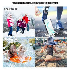 Image 5 - Waterproof Case For Samsung Note 10 10Plus Case Underwater Diving Swim Proof Dustproof Full Cover For Samsung Note8 9 S20 S9 S10