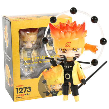 Salvia de los seis caminos, 1273 Figura de acción de PVC, juguete de modelos coleccionables|Figuras de acción|   -
